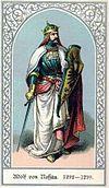 Die deutschen Kaiser Adolf von Nassau.jpg
