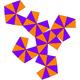 Disdyakisdodecahedron net.png