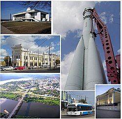 Kaluga city, nowadays (collage).jpg