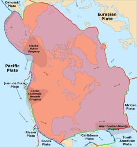北美洲板块