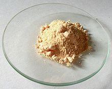 Cream powder