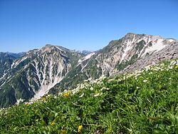 白马岳(日语:白馬岳)