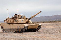 M1 Abrams at Ft. Bliss 2019.jpg