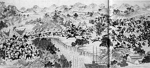 Battle at the Wei River (Weihe).jpg