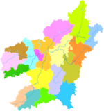 Administrative Division Ganzhou.png