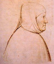 Petrarch portrait by Altichiero