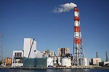 川崎火力発電所