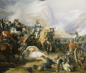 Napoleon at the Battle of Rivoli.jpg