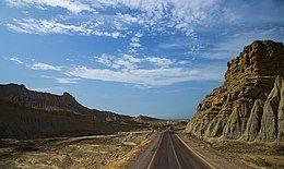 Makran Coastal Highway, Balochistan.jpg