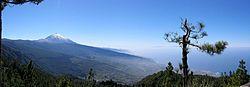 特内里费岛泰德峰