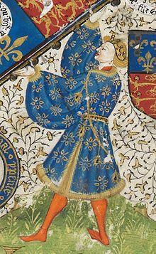 Drawing of Richard, Duke of York