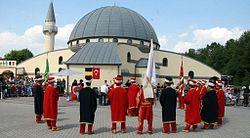 Yunus Emre Mosque, Genk.jpg