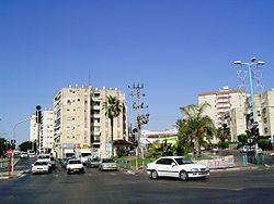 Lod city center