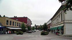 Elverum in August 2006