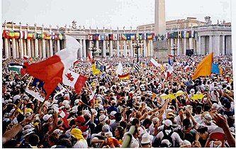 2000年罗马世界青年日