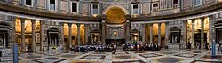 Pantheon panorama, Rome.jpg