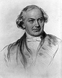 Portrait of W. Whewell; stipple engraving Wellcome L0014766.jpg
