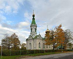 塔帕东正教教堂
