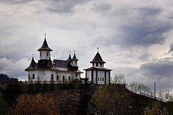 Războieni Monastery