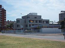 Embajada de Alemania en Uruguay.JPG