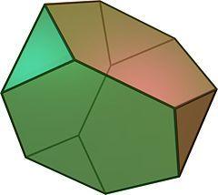 截角四面体