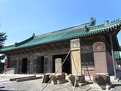 Beizhen Temple 2011-08.JPG