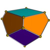 Dual gyroelongated square pyramid.png