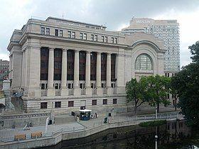 议会因国会山庄中央大楼进行整修而临时迁址