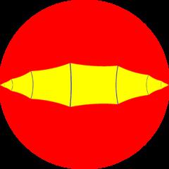 过截角超无限边形镶嵌