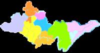 Administrative Division Jingzhou.png
