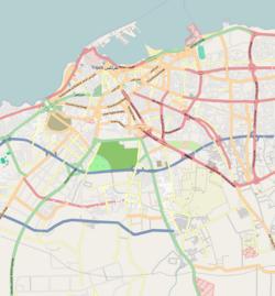 Tripoli is located in Tripoli, Libya