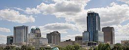 奥兰多市中心