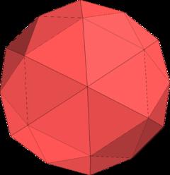 六角化五角化截角三角化四面体