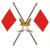 Official seal of Ajman