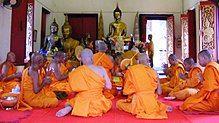 Buddhist Liturgy