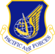 Emblem of the Pacific Air Forces