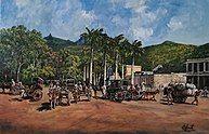 Vintage years of Port Louis
