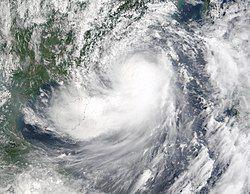 热带风暴黑格比