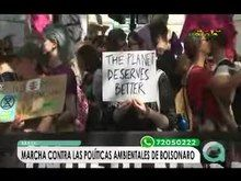 File:Multitudinaria marcha en defensa de la Amazonia y contra las políticas ambientales de Bolsonaro.webm
