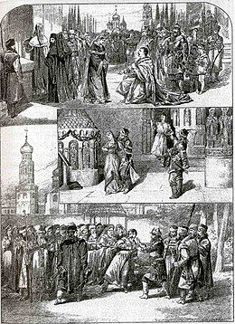 Scenes from Dimitrij, pictured by Emil Zillich for the Světozor journal in 1883..jpg