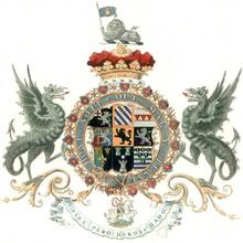 1st Duke of Marlborough arms.png