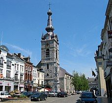 Chimay: Grand Place