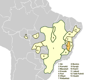 Krenák languages.png
