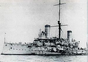装甲巡洋舰 日进
