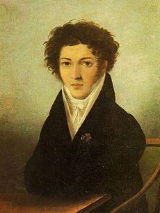 Portrait by unknown artist, 1810s
