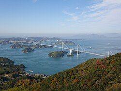 来岛海峡大桥