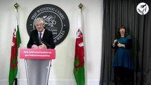 File:Cynhadledd i'r Wasg Press Conference - 08.01.21.webm