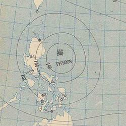 8月18日该台风位于吕宋以东