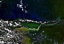 Paria Peninsula NASA.jpg