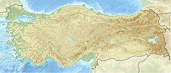 Ankara is located in Turkey